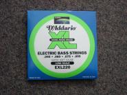 D`ADDARIO Saiten EXL220 Bass 040-095
