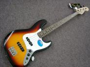 FENDER Standard Jazz Bass PF Brown Sunburst