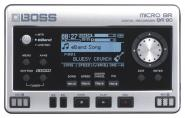 ROLAND BOSS BR-80 Digit.Recorder + e-band