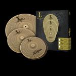 ZILDJIAN L80 Low Volume Cymbal Set LV348