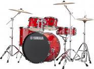 YAMAHA Rydeen Drumset Studio Hot Red