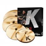 ZILDJIAN K-Custom Dark Cymbal Set