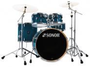 SONOR AQ1 Studio Set Dark Blue Sparkle