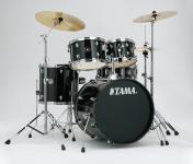 TAMA RM50YH6-BK Rhythm Mate + Meinl BCS Becken