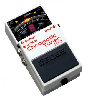 ROLAND BOSS TU-3 Chromatic Tuner
