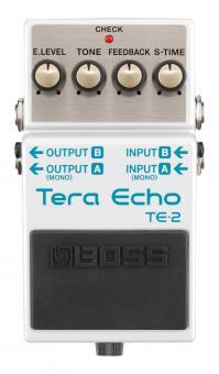 ROLAND BOSS TE-2 Tera Echo Echo/Reverb/Delay