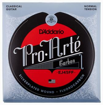 D`ADDARIO SAITEN EJ45FF SATZ Normal Tension Carbon, Dynacore Basses