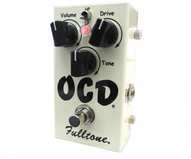FULLTONE OCD  V2 Overdrive/Booster