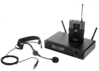 SENNHEISER XSW 2-ME3 Headset Set Wireless