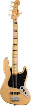 SQUIER CV 70s Jazz Bass V MN Nat