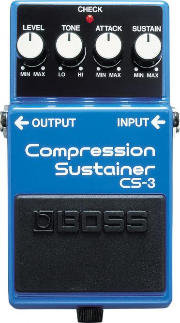 ROLAND BOSS CS-3 Compression Sustainer
