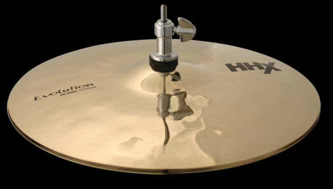 SABIAN HHX14 Evolution HiHat