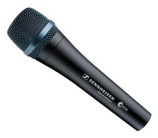 SENNHEISER E935 Dynamisches Mikrofon Niere