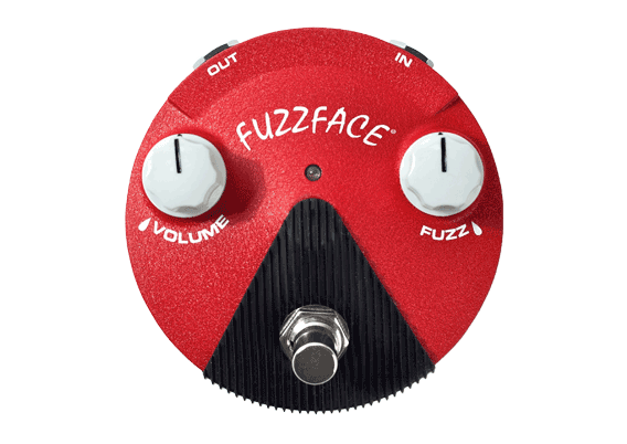DUNLOP Fuzz Face Mini Band of Gypsys