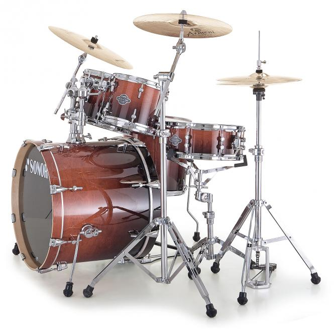 SONOR Essential Force ESF 11 Studio Brown Fade