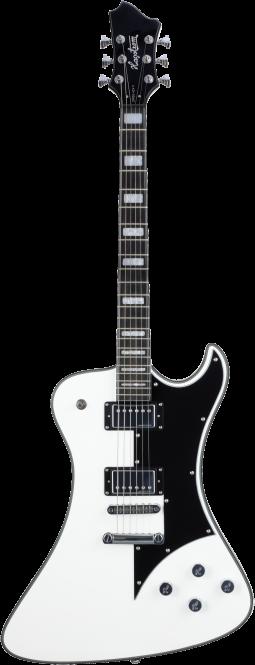 HAGSTROM Fantomen White E-Gitarre